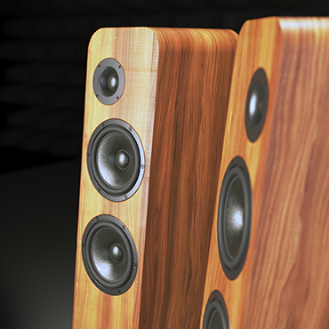 speakers holz