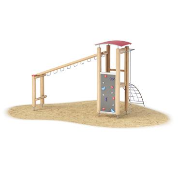 Spielplatz Freisteller